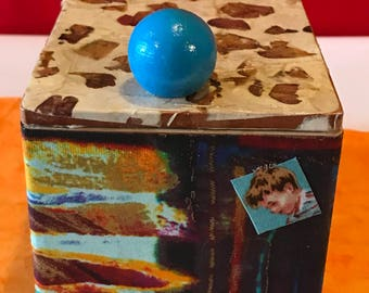 Magic Box#cigar box#jewelry box#Art box