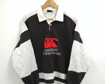 Vintage Canterbury Of New Zealand Sweatshirt Size L