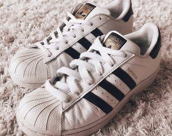 Adidas Superstar 2 Leather Multicolor Shoes White Germany