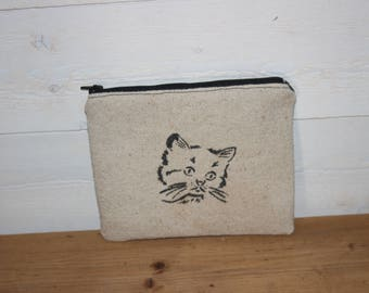 Pouch / make-up CAT