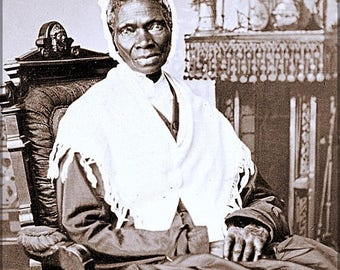 20% Off Sale - Poster, Many Sizes Available; Sojourner Truth