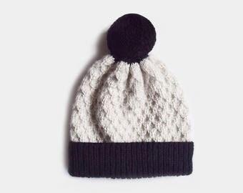 Beanie Patterns / Toddler Hat Knitting Patterns / Knit Beanie Hat Patterns / Hat Patterns / Beanie Hat Knitting Pattern