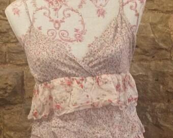 Vintage summer dress size 8/10.