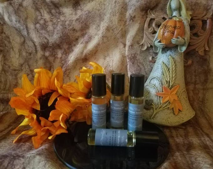 Did I Mention Attention? ADHD, Anxiety, and PTSD Aid - Natural Roll On Essential Oils