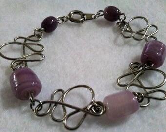 Bracelet - Lavender - 1 - 07-24-2017