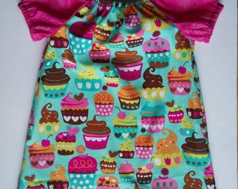 PRE-order - Dress for girls newborn to 6 years