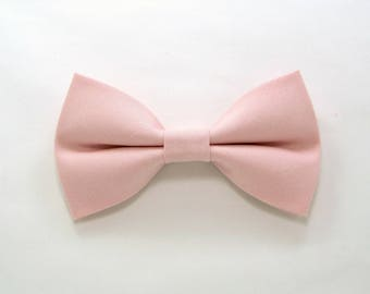 Blush Peach bow tie,Wedding bow tie ,Easter Bow Ties for Men,Toddlers ,Boys,baby