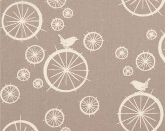 Birch Organic cotton cotton mod Basics birds