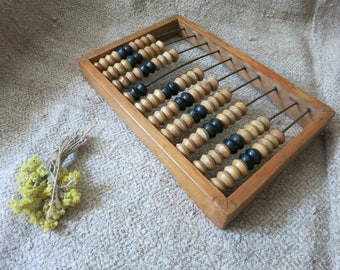 steampunk office decor. vintage abacus wood dark office decor antique calculator steampunk t