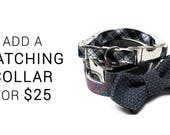 Matching Collar Add On - Three Sizes Available