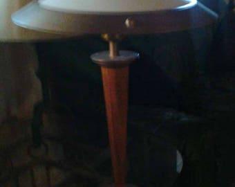 "Retro 50's ""flying Saucer"" lamp"