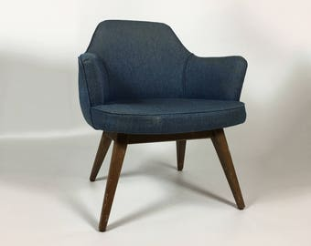 Vintage Armchair, Mid Century Modern Chair, Modern Armchair, Retro Armchair, Retro Chair, Mid Century Chair, Occasional Chair, Old Chair