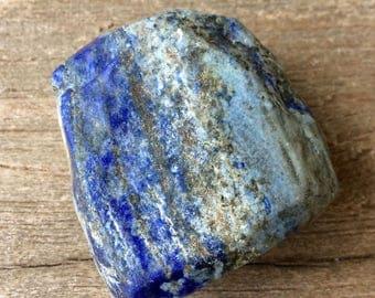 Lapis Lazuli stone- 242 g