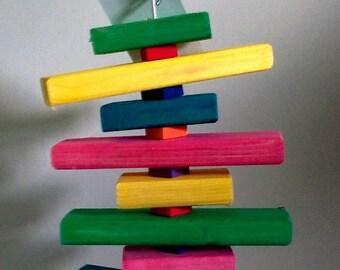 Radiant, Wooden Bird Toy