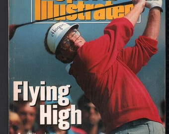 Vintage Magazine - Sports Illustrated : June 1992 - Tom Kite