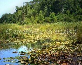 Waterscape, Landscape photo, Instant Download, 10x8, Digital Printable, Fine Art Digital Photo, Photography, lake photo