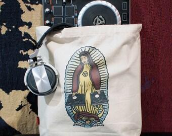DJ Guadalupe Tote Bag
