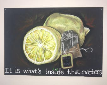 It is What's inside that Matters