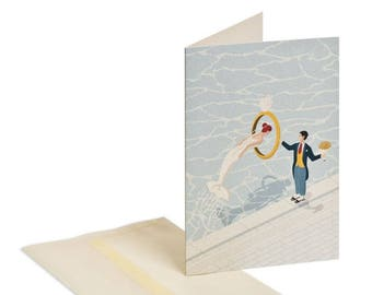 40% Sale Will you marry me - Valentine card