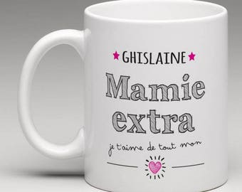 Personalized gift for a great Grandma mug
