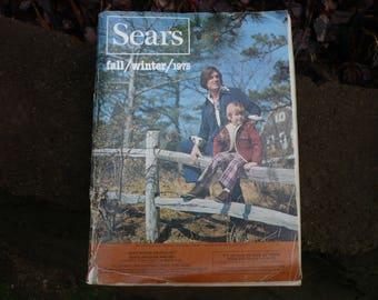Sears Fall / Winter 1975 Catalog