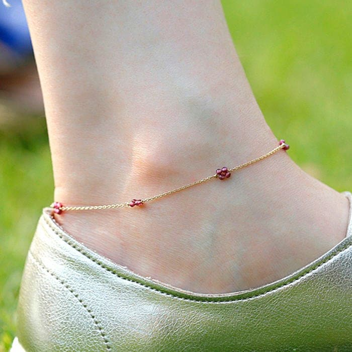 jewelry anklet bracelet customized body filled in name pin gold costume stamped ankle personalized