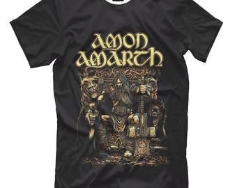 Man's T-shirt - Amon Amarth - #ts203
