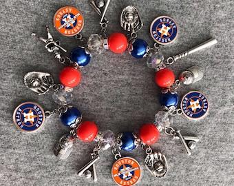 Houston Astros World Series Bracelet