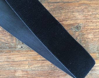 Stretch Velvet Elastic - 18mm