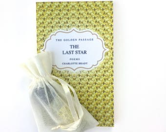 The Last Star - book with Pure Poetry essential oil blend 3