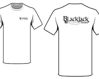 Blackjack Boats T-Shirt