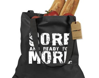 Sore And Ready For More Shopping Tote Bag
