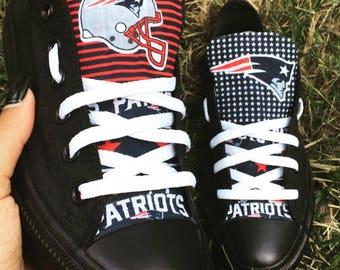 Patriots Custom Converse