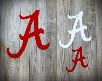 Alabama Crimson Tide Wall Hanger