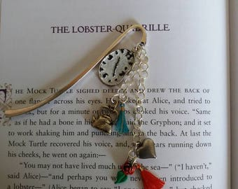 Bookmark alice in Wonderland / alice in wonderland bookmark