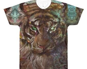 Dualism Tiger T-Shirt