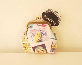 BARBIE GIRL - Barbie doll coin purse