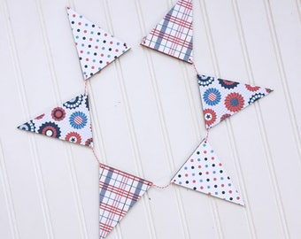 Diy Wood Banner Kit - Patriotic