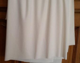cream fabric with of the elastane