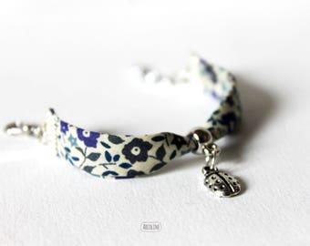 Bracelet Liberty ° ° ° purple Ladybug child