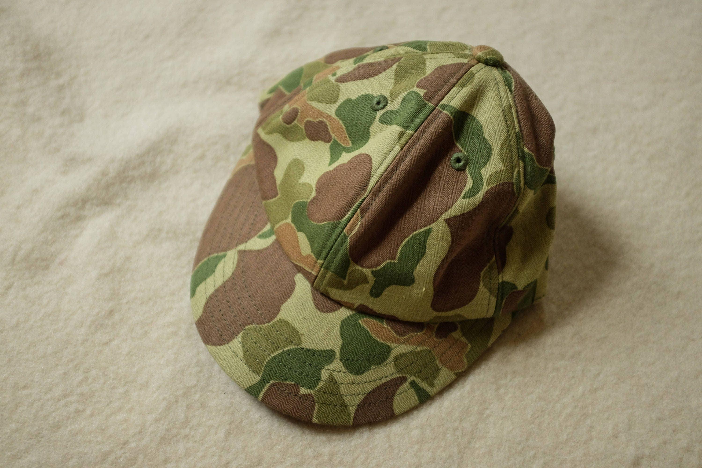 TSPTR Frogskin Camo USMC Baseball Cap Ball Hat WW2 Style Olive HBT Buzz  Ricksons Filson Engineered 944bd7c155c