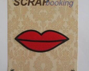 Coat reinforcement patch embellishment applique motif lip fusible