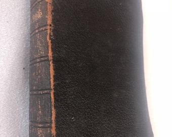 Holy Bible International Edition 1899