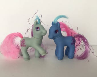 My Little Pony G2 Royal Babies Jewel and Sparkle