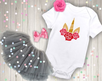 Girls unicorn Shirt, Unicorn Shirt, Unicorn birthday Shirt, Toddler Girl, Baby Girl, Birthday Shirt, youth unicorn shirt