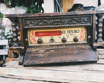 1960s Vintage Radio/ WW2 tuning