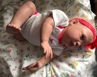 Reborn baby boy Honey by Donna Rupert
