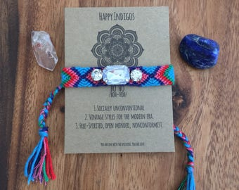 Blinged Out Friendship Bracelet (Sale!)