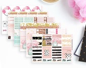 Kate Spade Goodies Weekly Planner Sticker Kit   119 Stickers