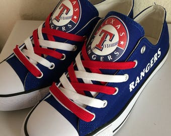 Texas  Rangers  Womens tennis shoes